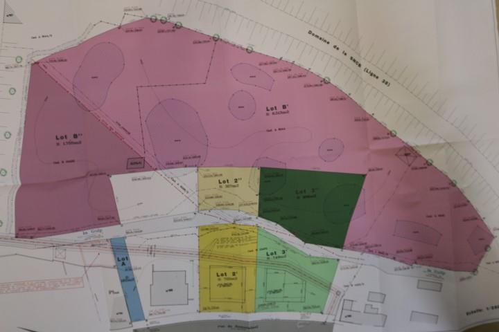 Baugrundstück - Hombourg - #3405705-1